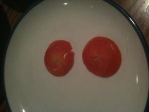 Sad, sad salad